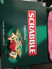 Scrabble Original Board Game (2003) Mint Condition