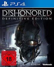 DISHONORED definitive edition ps4 USATO-gioco