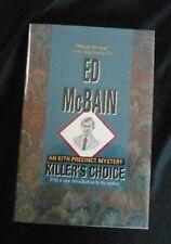 Ed McBain - KILLER'S CHOICE - 1ST Thus