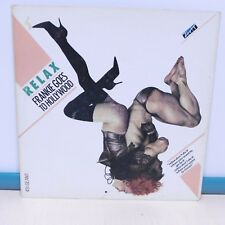 MAXI 45T FRANKIE GOES TO HOLLYWOOD Disque Vinyle RELAX - ISLAND 818009 F Rèduit