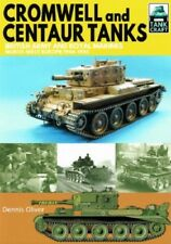 TankCraft 9 - Cromwell & Centaur Tanks - North-West Europe 1944 - 45        Book