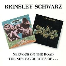 Brinsley Schwarz Nervous On The Road/The New Favourites Of 2on1 CD NEW SEALED