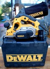 💙 DeWALT® D26500 -LX 110V Corded Electric Planer in Kit Box 1050W