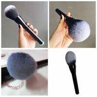 1pcs Pro Pinceau Brosse Maquillage Fard Joues Fond Teint Poudre Visage Outil NF