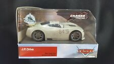 DISNEY STORE PIXAR CARS CHASER APPLE I-CAR J.P. DRIVE SAVE 5% WORLDWIDE FAST