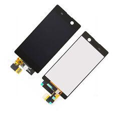 GL DISPLAY LCD+TOUCH SCREEN PER SONY XPERIA M5 DUAL E5603 E5653 E5606 NERO VETRO