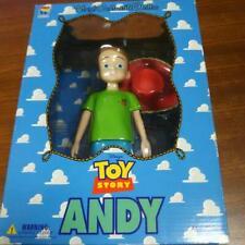 Andy Medicom Toy Story Vinyl Collectible Dolls Disney Pixar Japan VCD w/Box
