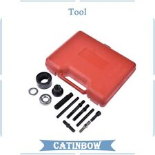 13pcs Pulley Puller & Installer Tool Power Steering Pump Remover Alternator Set