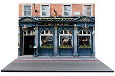 Diorama London Pub The Blackbird - 1/18ème - #18-2-F-F-023
