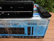 Funai VHS DVD WD6D Videorecorder Generalüberholt von Funai