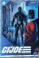 "HOT In hand GI Joe Classified Series Wave 1 Snake Eyes Action Figure 6"" Hasbro"