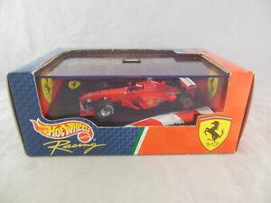 Hotwheels Mattel 24626 1999 Ferrari F399 Eddie Irvine Racing No. 4 1:43 Scale