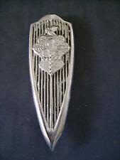1940-41 PACKARD   EMBLEM   TRIM   VINTAGE METAL RARE CHROME