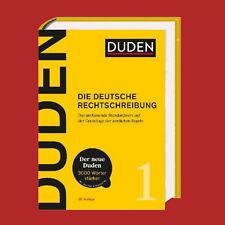 Duden - Die deutsche Rechtschreibung - 28. Auflage