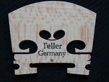 Geigensteg Violinstege - Violinbridges, Steg Geige, MADE IN GERMANY