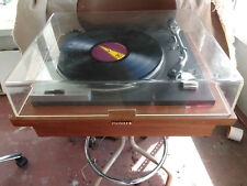 vintage pioneer record player model PL-41 TESTED