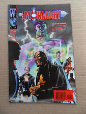 The Monarchy 1 . DC / Wildstorm 2001 - VF