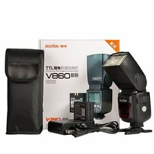 Godox V860II-N TTL 2.4G Li-on Speedlite Camera Flash For Nikon D7100 D5300 D3200