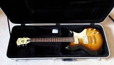 Washburn WI-64PL Electric Guitar with original hard shell case.