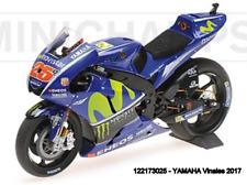 Minichamps 122173025 Yamaha Yzr-m1 Moviestar Maverick Vinales 2017 MotoGP
