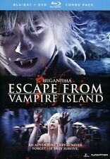 Higanjima: Escape from Vampire Island Blu-ray Region A BLU-RAY/WS