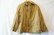 Vintage Original Soviet Union Army Military Soldier Winter Jacket(1988)Size 50/4