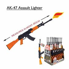 AK47 Shaped BBQ Lighter ,A  smash hit and a great Gift to any man.