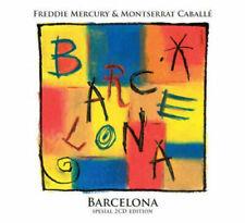 2CD FREDDIE MERCURY & MONTSERRAT CABALLE - Barcelona 2CD- new & sealed