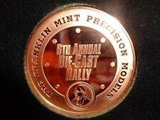 Franklin Mint Precision Models 6th annual Rally.