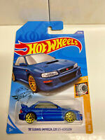 2020 Hot Wheels '98 Subaru Impreza 22B STi-VERSION BLUE NIP