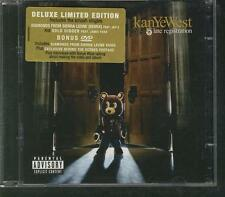 KANYE WEST Late Registration DELUXE LIMITED EDITION incl DVD JAY-Z JAMIE FOXX