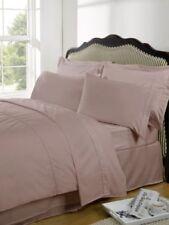 Lenzuola da sotto con angoli rosa Lavabile in lavatrice 100% Cotone