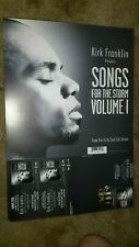 Kirk-Franklin-Songs-From- The-Storm-Vol.1-1 Poster Flat-2 Sided-12X18In.-Nm