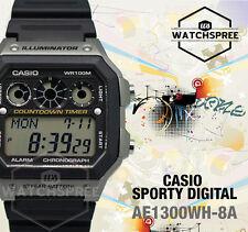 Casio Standard Digital Watch AE1300WH-8A