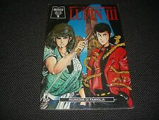 "LE AVVENTURE DI LUPIN III N.1 - RIUNIONE DI FAMIGLIA - STAR COMICS - OTTIMO ""N"""