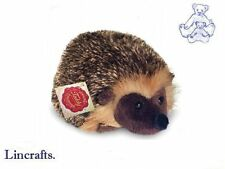 Medium Hedgehog Plush Soft Toy by Teddy Hermann. 92117