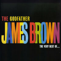 JAMES BROWN The Godfather The Very Best Of CD BRAND NEW Soul Funk