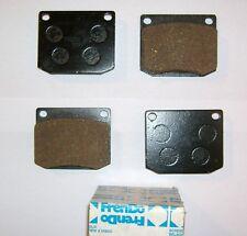 SAAB 99 - 900/ PASTIGLIE FRENO ANTERIORI/ FRONT BRAKE PADS