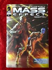 """Mass Effect 2 Collector's Edition Comic Book """"Redemption"""""""