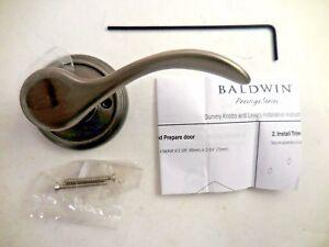 Baldwin Tobin DUMMY Lever Right Hand Slate 351TBLRHRDB16B #7bb