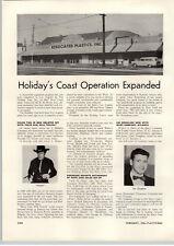 1958 PAPER AD Halco Halpern Paladin Have Gun Will Travel Toy Gun Pistol Holster