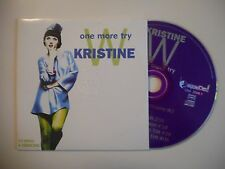 KRISTINE W : ONE MORE TRY [ CD SINGLE ]
