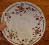 VINTAGE Dynasty Copenhagen Fine China  4 Saucers