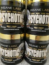 INSANE LABZ PSYCHOTIC GOLD PROMO LOWEST PRICE EVER £27.99 FREE DELIVERY