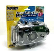 Intova Underwater Waterproof Camera Sport Flash Snorkel 30mt Film New Exp 06/17