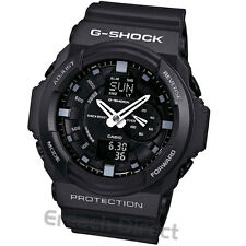 Casio G-Shock GA-150-1AER Men Watch Protection Black Chronograph World Time