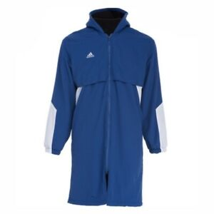 Adidas unisex Swim fleece lined parka