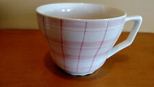 Ikea Pink Pastel Striped Coffee Cup