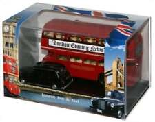 Oxford Diecast LD004 London Bus & Taxi Gift - 1:76 Scale OO/HO