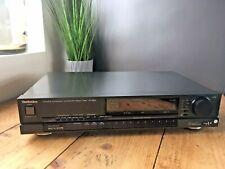RARE c1986 TECHNICS QUARTZ SYNTHESIZER STEREO TUNER ST-G90L HI-FI MUSIC SYSTEM
